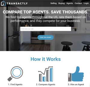 redfin competitor transactly